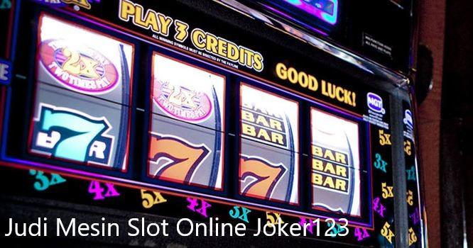 Perjudian Slot Online Joker123